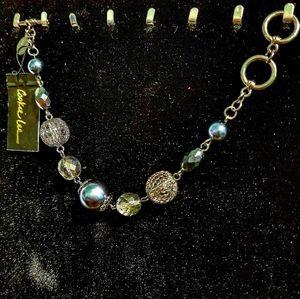 """Siren"" Black Pearl Bracelet"